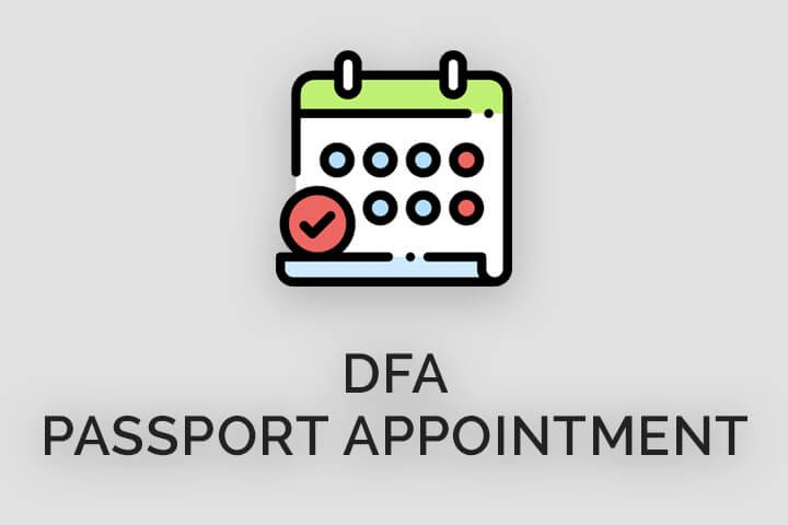Dfa Passport Appointment How To Schedule A Passport Appointment